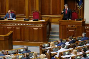 Шість партій долають прохідний бар'єр до Верховної Ради - опитування