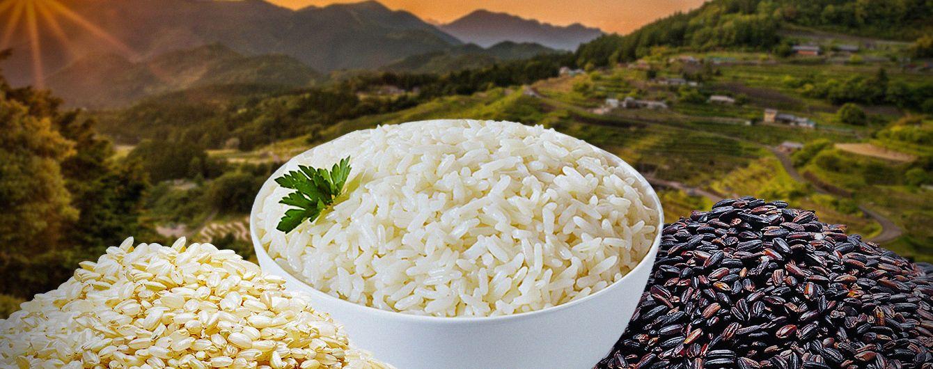 Як правильно готувати рис