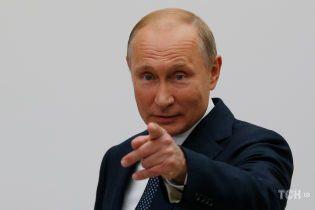 Путін зібрав Раду безпеки після розмови із Порошенком