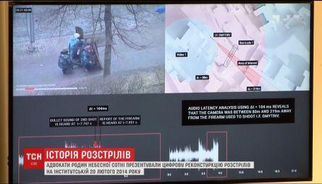 Американські експерти презентували цифрову реконструкцію розстрілів на Майдані 20 лютого