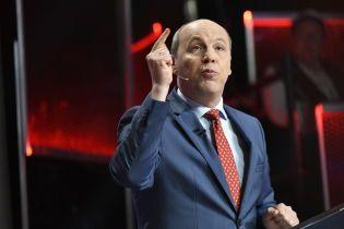 Парубій пообіцяв відключати мікрофони депутатів за передвиборчу агітацію