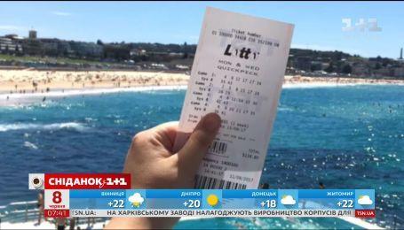 Во Франции мужчина выиграл в лотерею миллион дважды за два года