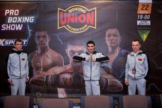 Непобедимый украинский боксер проведет бой в Киеве на вертолетной площадке