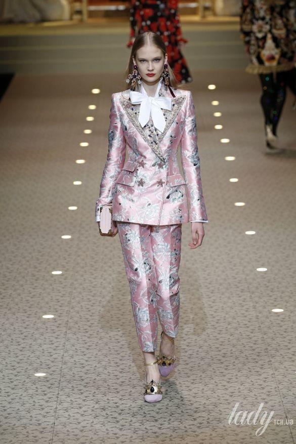 Коллекция Dolce&Gabbana прет-а-порте сезона осень-зима 2018-2019_94