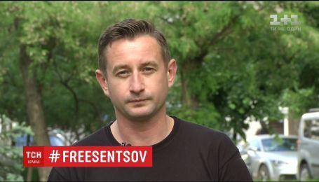 Письменник Сергій Жадан висловив свою підтримку Сенцову