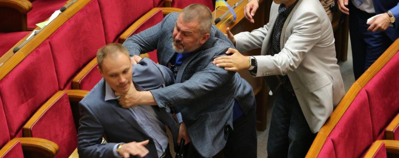 """""""Що ти гавкаєш?"""" Депутати побились у Раді через заяву Мураєва"""