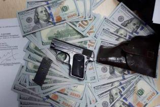 """У сейфі Вишинського знайшли договір із забороненим ЗМІ """"Russia Today"""" і понад 200 тисяч готівки"""