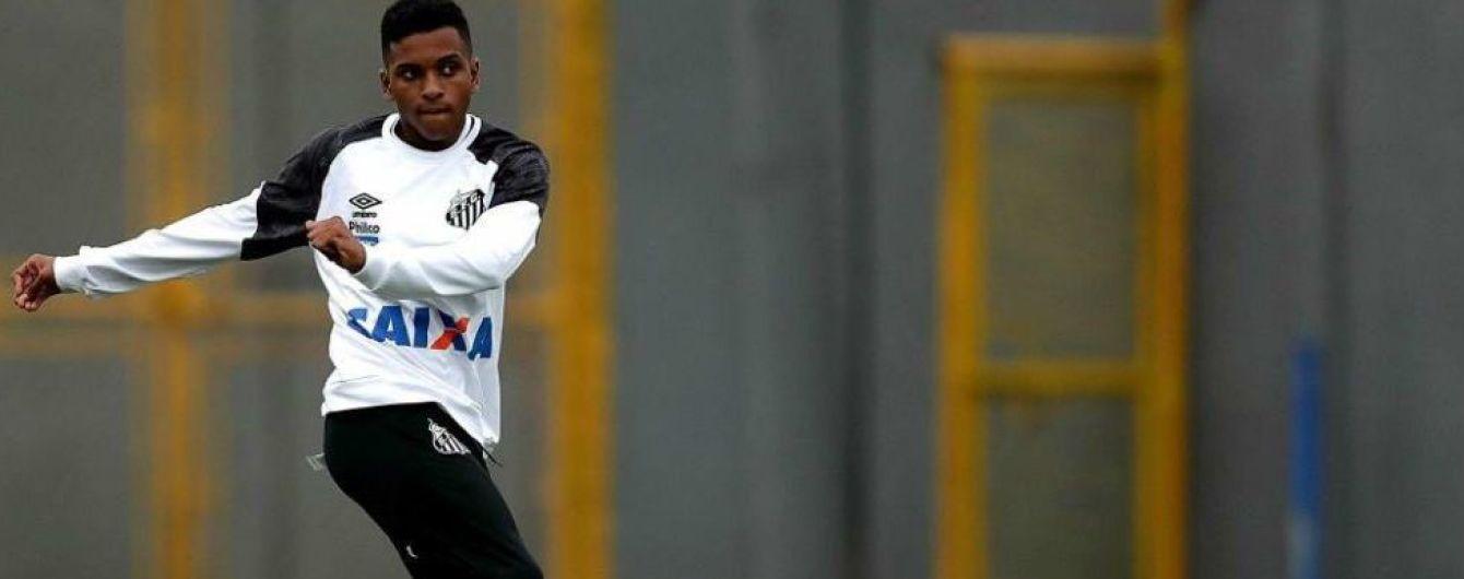"""""""Реал"""" підпише 17-річного бразильця за 45 мільйонів євро"""