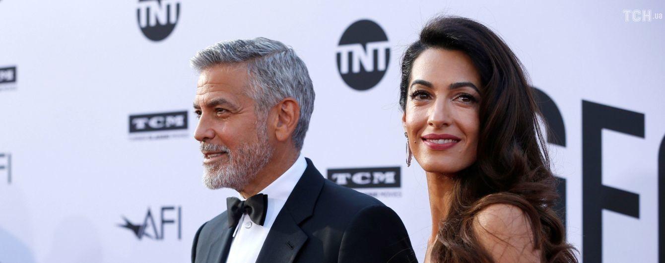 Я не могла спати, коли його не було: Амаль Клуні до сліз розчулила чоловіка своїм зізнанням