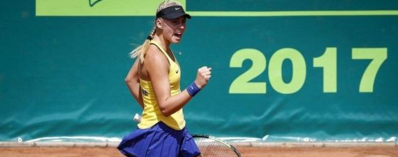 15-річна українка розгромила росіянку та переписала історію світового тенісу