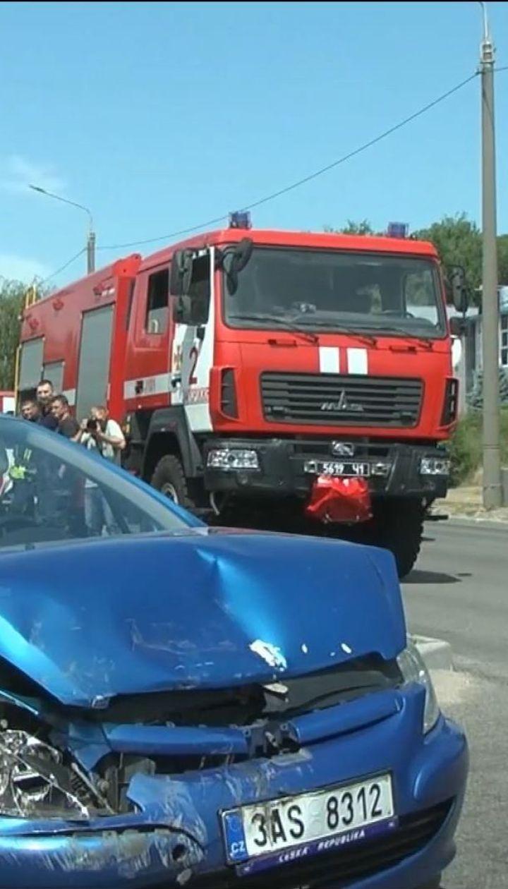 Двоє людей загинуло у моторошній аварії у Запоріжжі