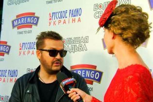 Олександр Пономарьов зізнався, що мріє про третє весілля
