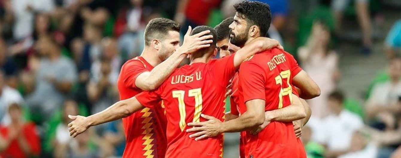 Іспанія дотиснула Туніс, Франція не зуміла переграти США