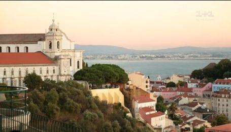 Мой путеводитель. Лиссабон - национальный пантеон и кулинарные шедевры