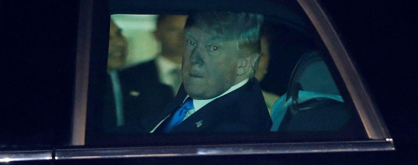 Дональд Трамп прибыл в Сингапур для встречи с Ким Чен Ыном