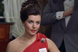 Померла перша супутниця агента 007