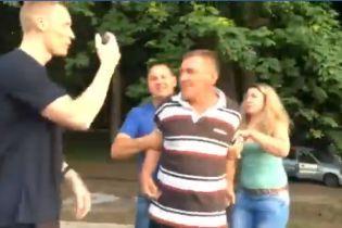 Подробиці масової бійки на Черкащині: четверо депутатів і колишній міліціонер нокаутували жінку