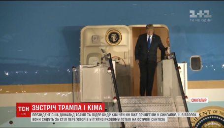 ЗМІ КНДР назвали основні теми історичної зустрічі Дональда Трампа і Кім Чен Ина