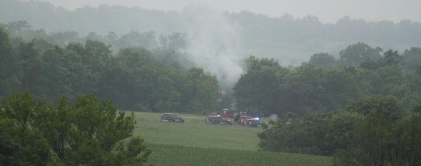 Бабушка-пилот разбила самолет, которым везла внуков и дочь на семейный праздник в США