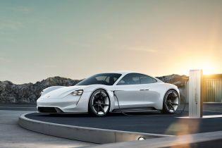 Электрический спорткар Porsche получит запас хода в 500 км