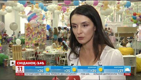 Валентина Хамайко поделилась секретами материнства на фестивале Leleka Day