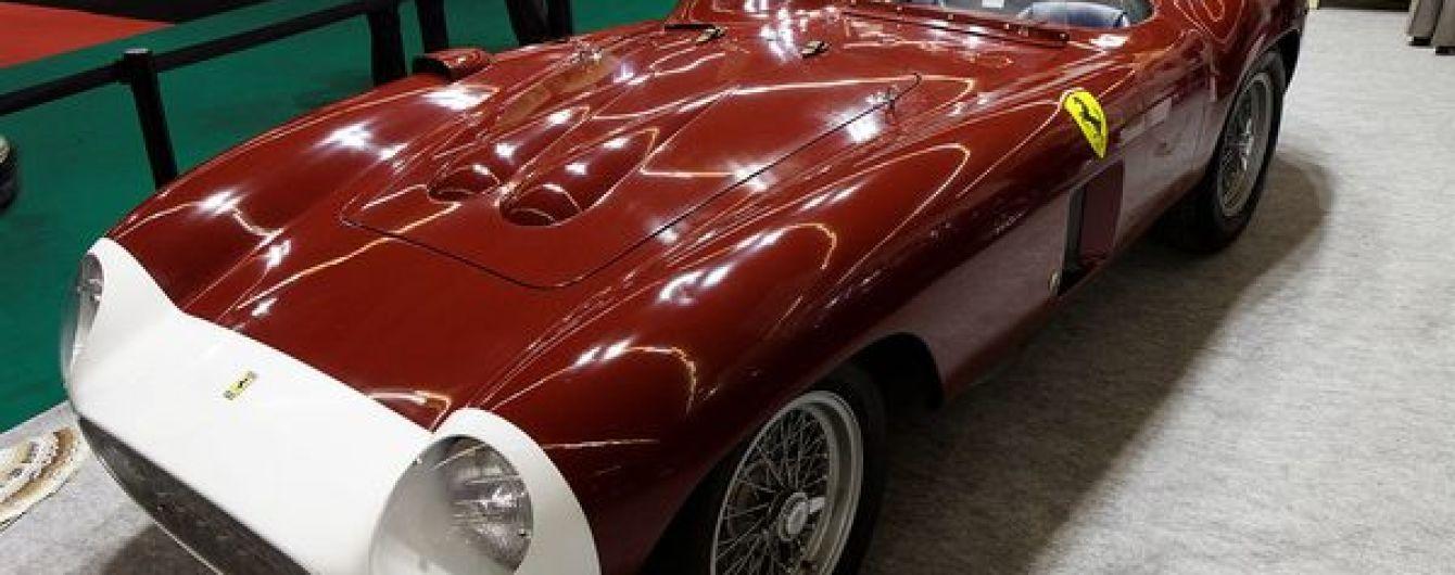 Українець продає раритетний спорткар за 19 мільйонів доларів