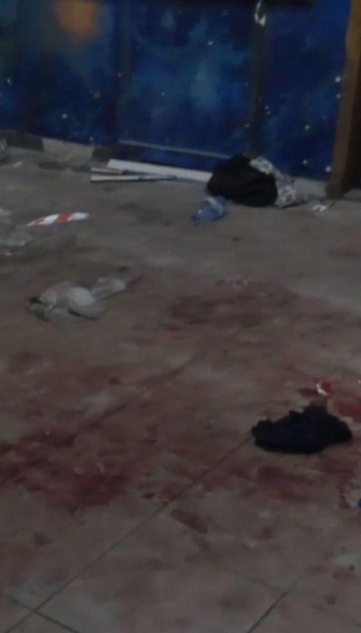 Нападнику, який кинув гранату у нічний клуб у Сумах, мають обрати запобіжний захід