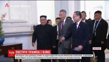 Встреча Трампа и Ким Чен Ына: СМИ назвали основные темы саммита