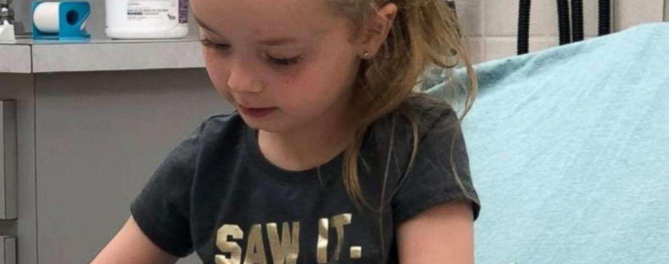 У США дитину паралізувало після укусу кліща