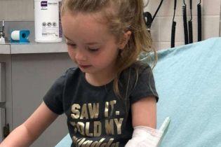 В США ребенка парализовало после укуса клеща