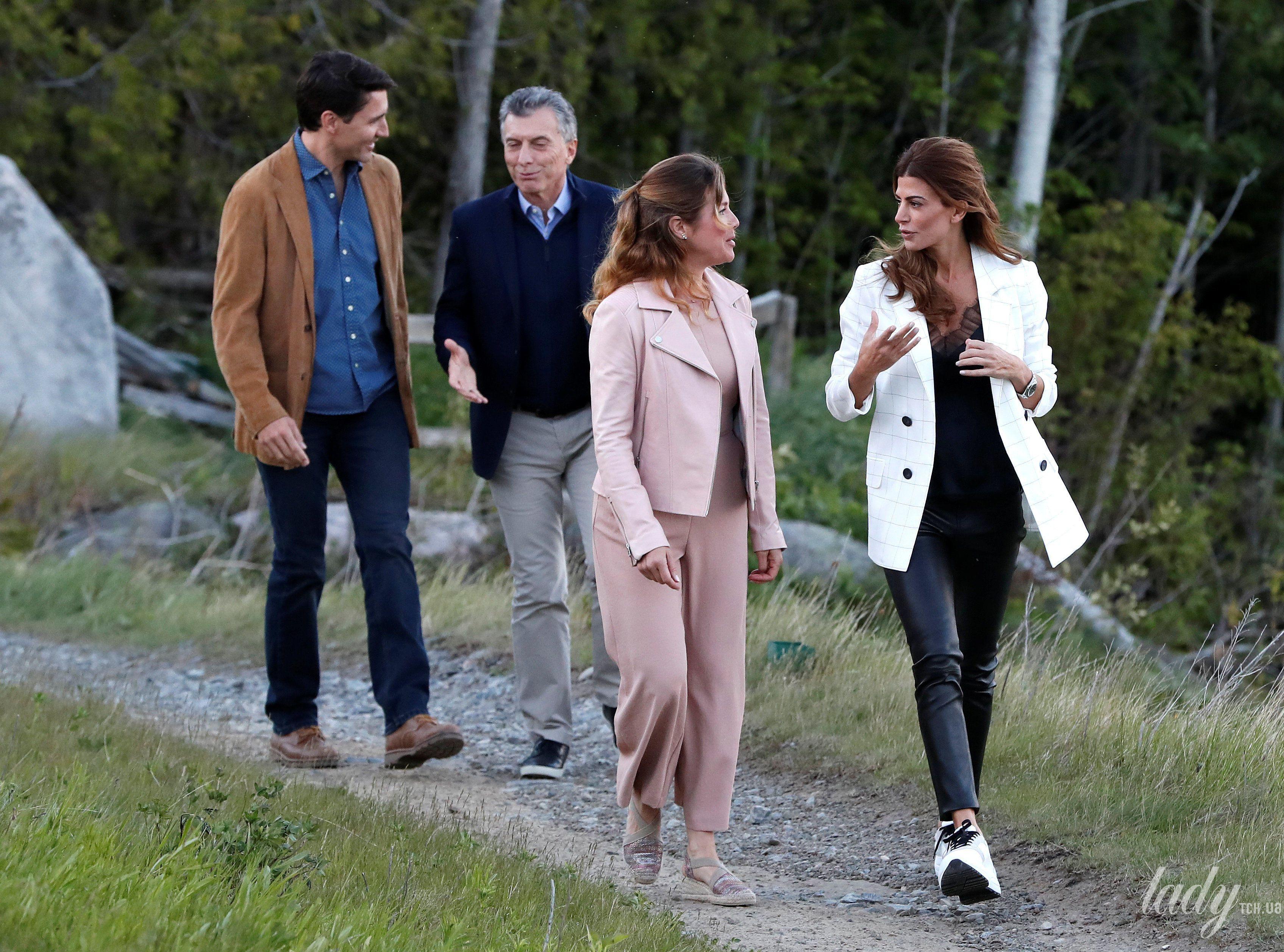 Жена президента Аргентины Хулиана Авада_1