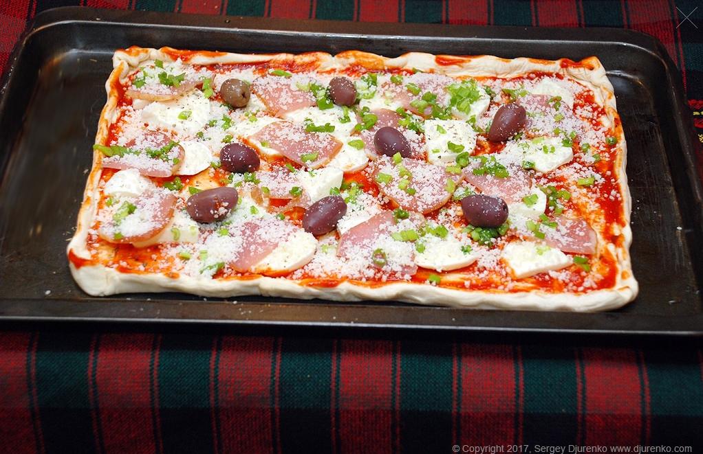 піца Джуренка, для блогів