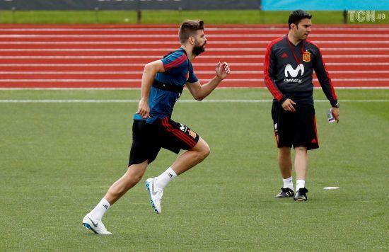 """Основний футболіст """"Барселони"""" оголосив про завершення кар'єри у збірній Іспанії"""