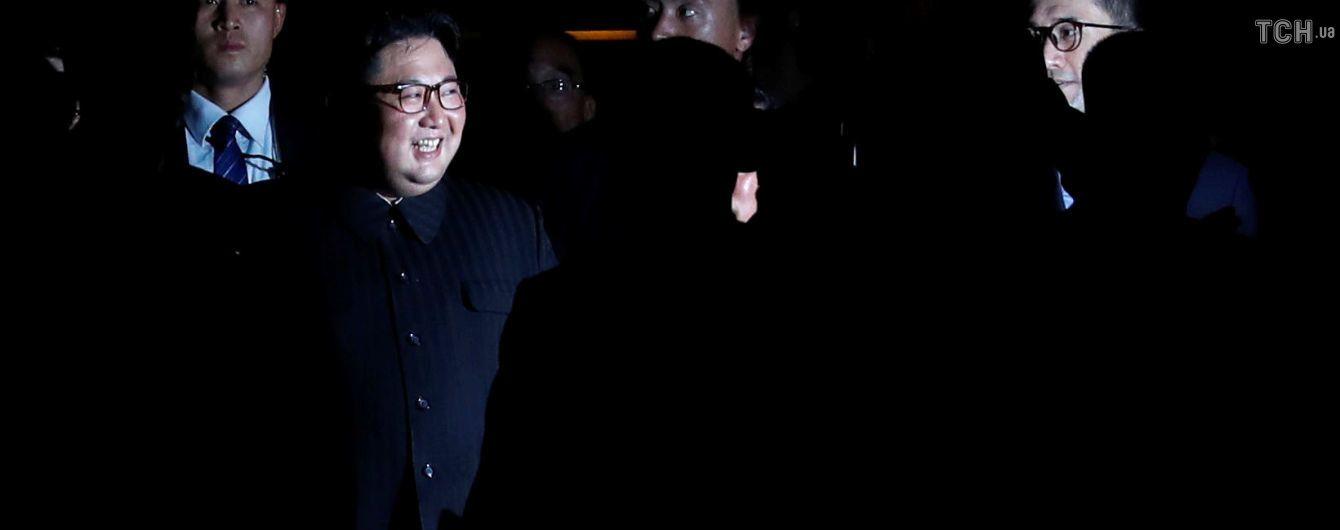 Стало відомо, скільки віч-на-віч будуть спілкуватися Трамп і Кім Чен Ин