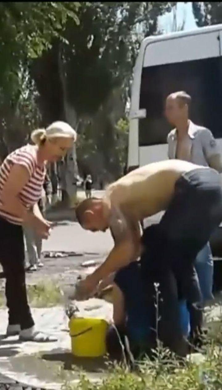 За два дня в Запорожье произошло сразу несколько ДТП с участием маршруток, есть погибшие