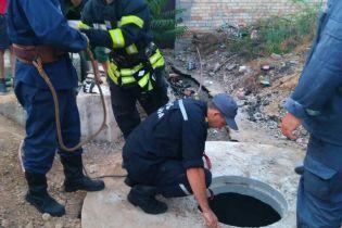 На Дніпропетровщині дитина впала у 4-метровий колодязь