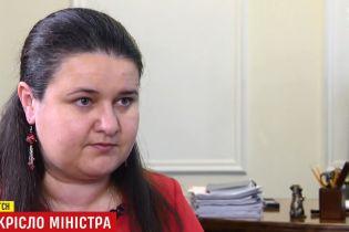 Временный руководитель Минфина готова сотрудничать с кандидатом в министры