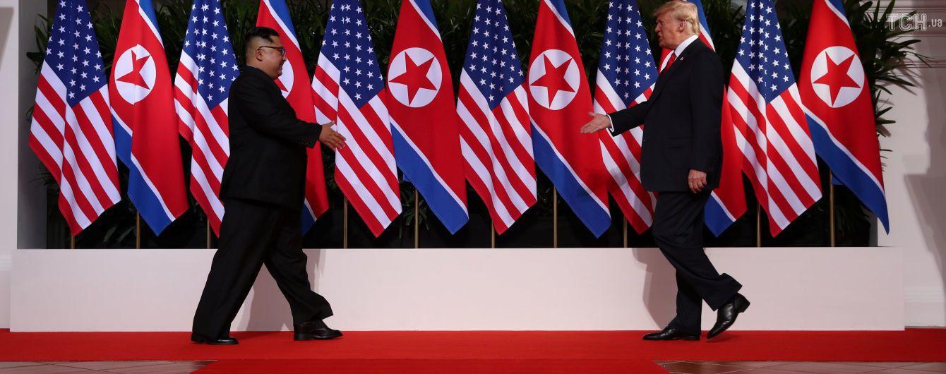Президент США верит, что глава КНДР хочет другого будущего для своей страны