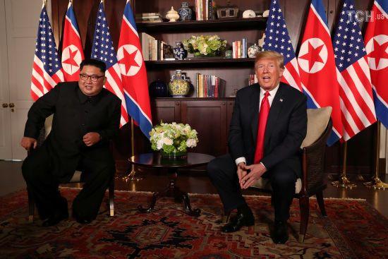 Другий саміт Трампа з Кім Чен Ином відбудеться в 2019 році - ЗМІ