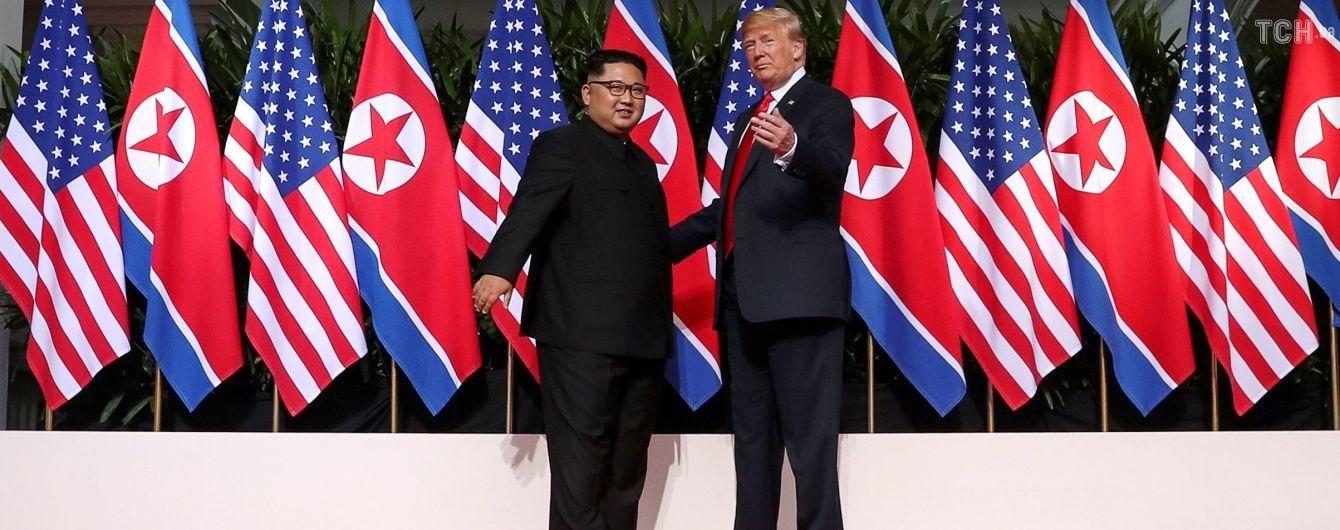 """""""Предрассудки и поведение были препятствиями"""". Как происходит встреча Трампа и Ким Чен Ына"""