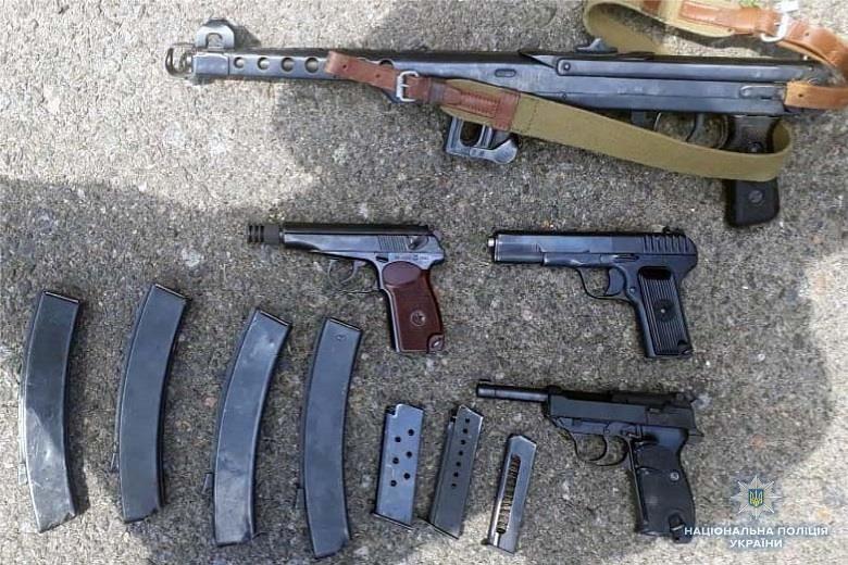 торгівля зброєю 1