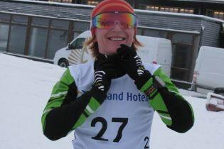 Білоруська лижниця виступатиме за Україну