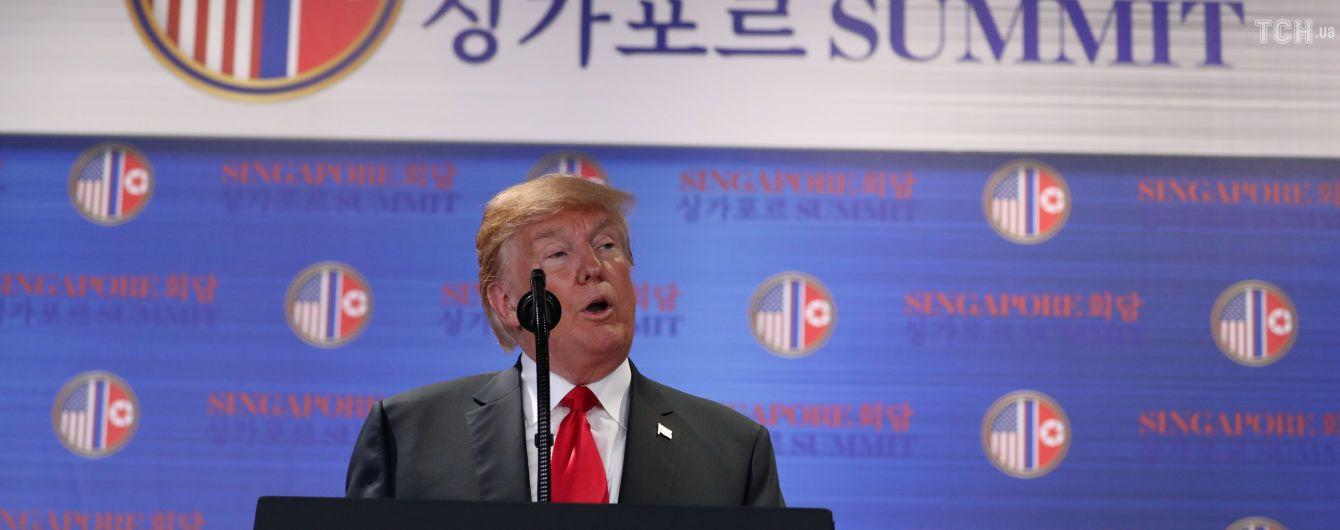 """В Белом доме не смогли прокомментировать слова Трампа о """"российском Крыме"""""""