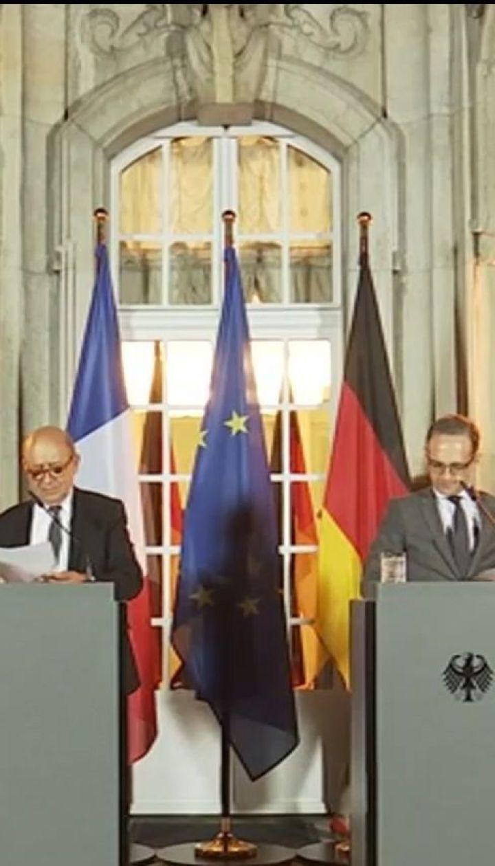 На переговорах у Нормандському форматі обговорили звільнення заручників