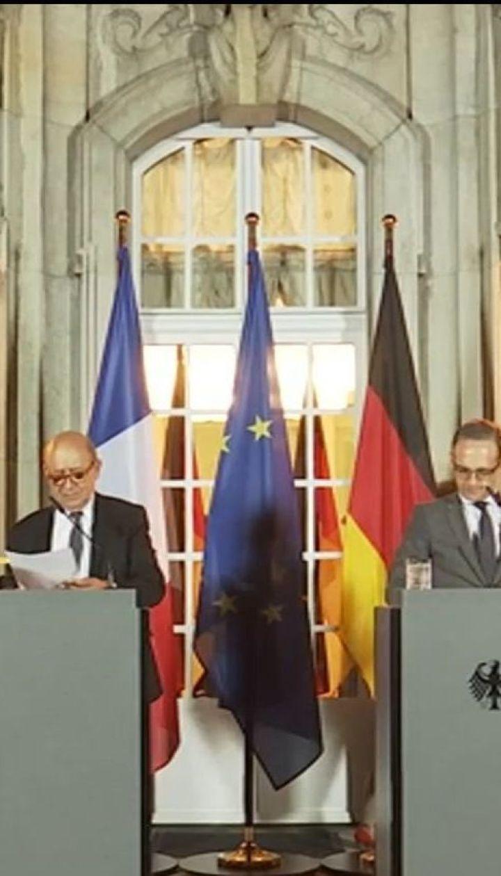 На переговорах в Нормандском формате обсудили освобождения заложников