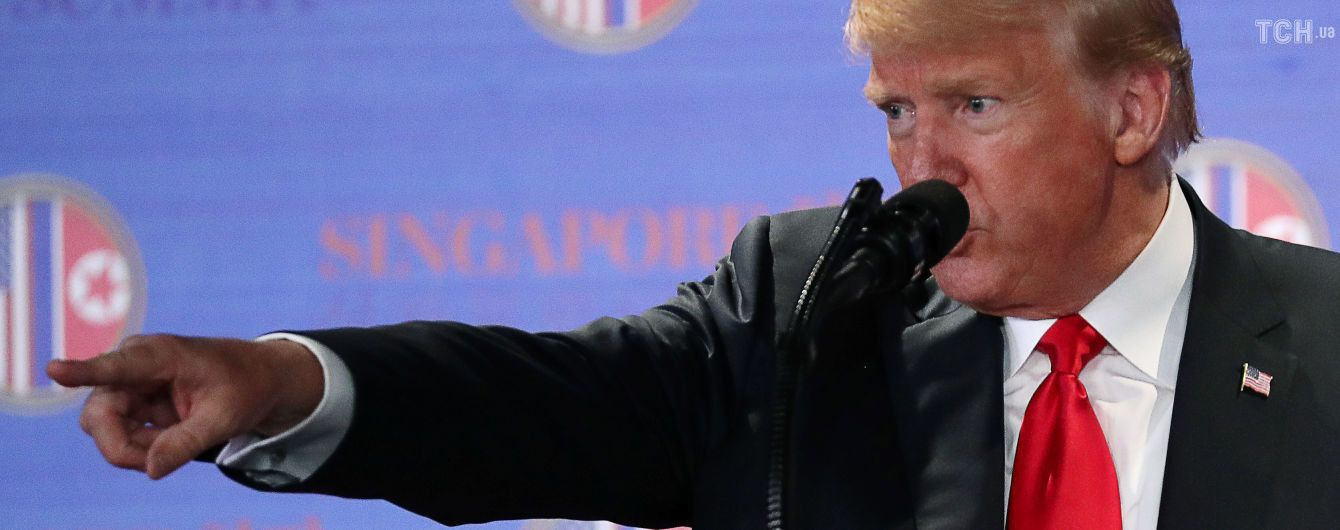 Во время саммита G7 Трамп назвал Крым российским - СМИ