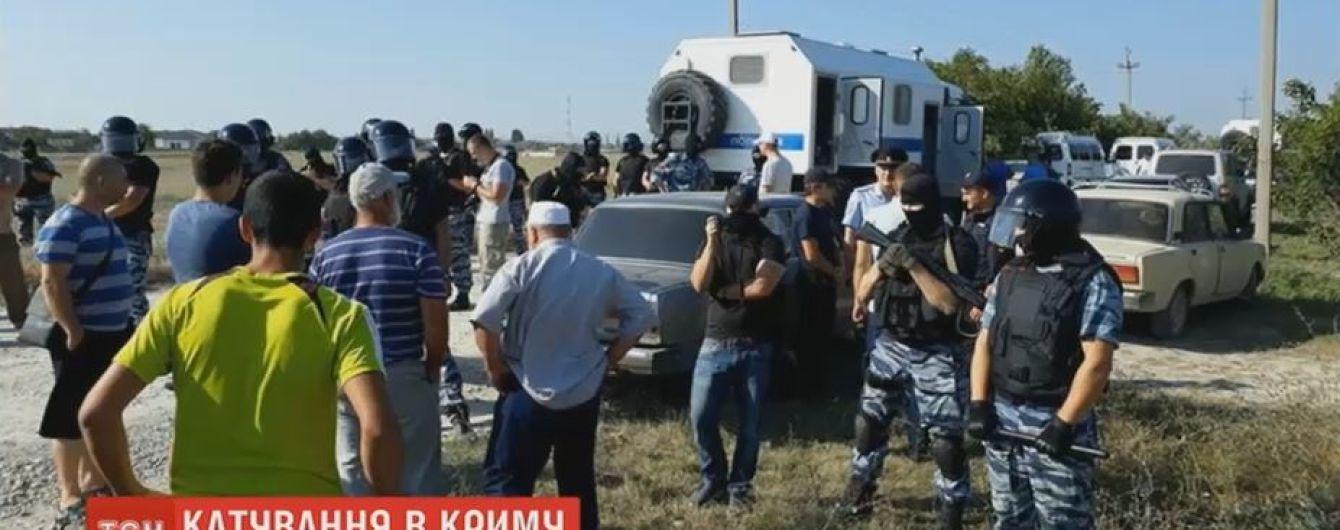 Пытки током и избиения: беженец из Крыма рассказал о издевательствах оккупантов