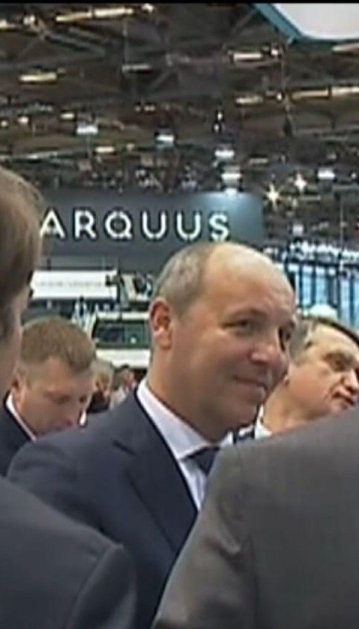 Украина присоединилась к крупнейшей в мире выставки вооружения
