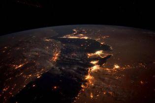 NASA показало красу Перської затоки із космосу
