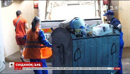 Ірина Гулей розповіла про досвід роботи на сміттєвозі